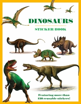 Sticker Book - Dinosaurs
