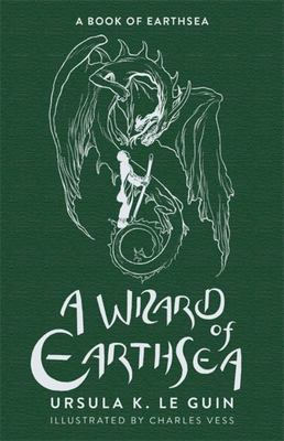 A Wizard of Earthsea (#1 Earthsea Quartet)