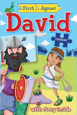 First Jigsaw: David