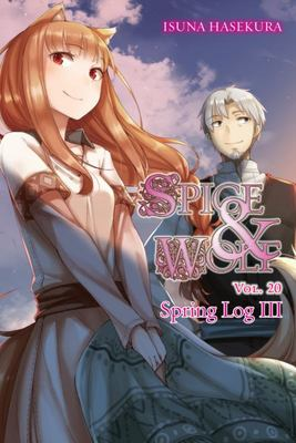 Spice and Wolf LN 20
