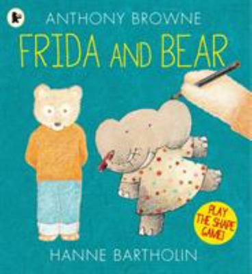 Frida and Bear (PB)