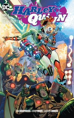Harley Quinn Vol. 1: Harley Vs. Apokolips (Sam Humphries)