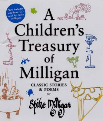 A Children's Treasury of Milligan (Book & CD)