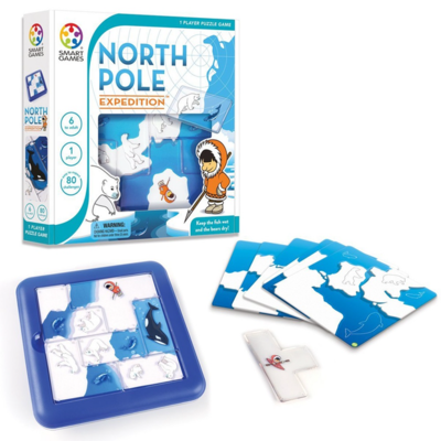 North Pole Expedition (Logic Game)