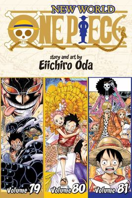 One Piece (3-in-1) Vol. 27 (79, 80, 81)