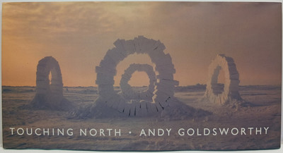 Andy Goldsworthy: Touching North