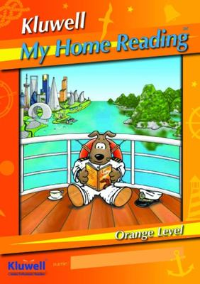 OLD EDITION Kluwell My Home Reading  Orange Upper 1082-CN