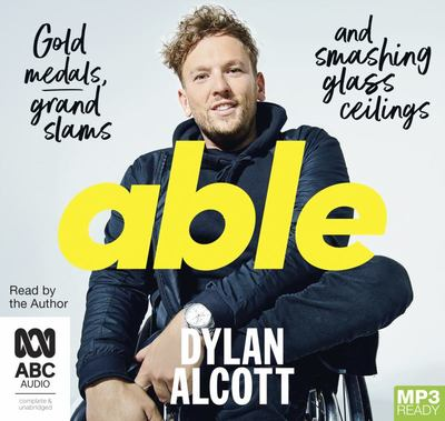 Able - Gold Medals, Grand Slams and Smashing Glass Ceilings (MP3 - Audio)