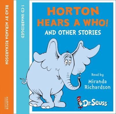 Horton Hears a Who and Other Stories CD-Audio