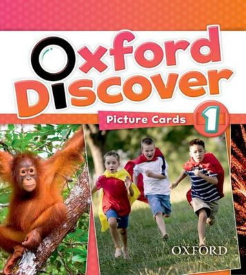 Oxford Discover 1 Picture Cards