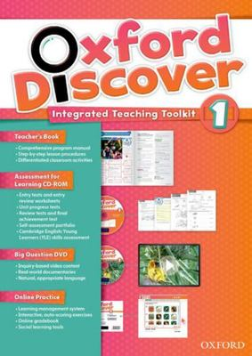 Oxford Discover 1 Integrated Teaching Toolkit