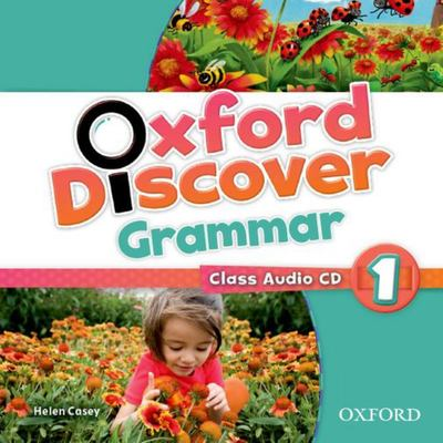 Share Print  Buy from  Oxford Discover 1 Grammar Class Audio CD