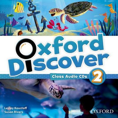 Oxford Discover 2 Class Audio CDs