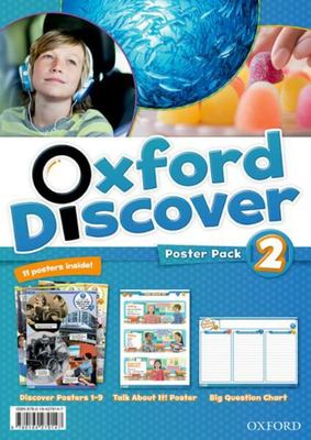 Oxford Discover 2 Poster Pack