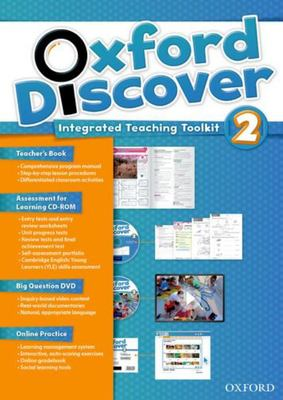 Oxford Discover 2 Integrated Teaching Toolkit
