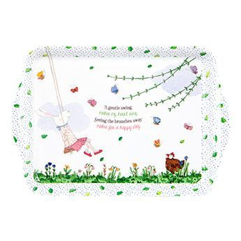 Ruby Red Shoes Tray Swing