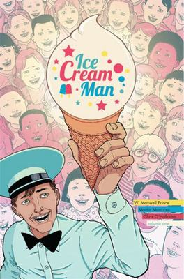 Ice Cream Man TP Vol. 1 : Rainbow Sprinkles