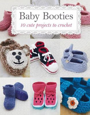 Baby Booties - 10 Cute Projects to Make