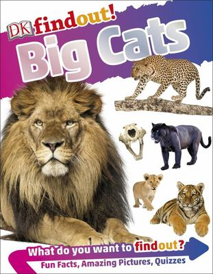 Big Cats (DK Find Out!)