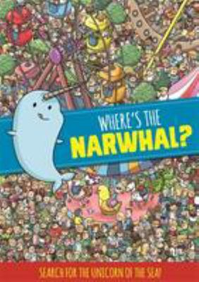 Where's the Narwhal? Search and Find