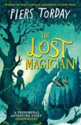 The Lost Magician (Lost Magician #1)
