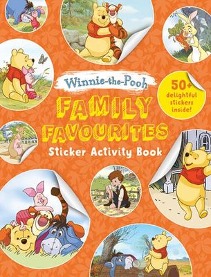 Winnie-the-Pooh: Sticker Activity Book