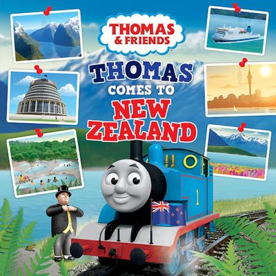 Thomas Comes to New Zealand (Thomas & Friends)