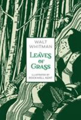 Leaves of Grass - Illustrated Ed.