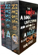 Chaos Walking 10th Anniversary Slipcase