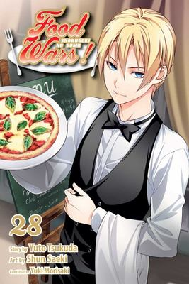 Food Wars! Vol. 28 Shokugeki No Soma