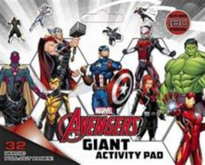 Marvel - Avengers Giant Activity Pad
