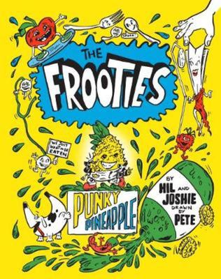 Punky Pineapple (The Frooties #3)