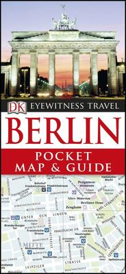 Berlin Pocket Map and Guide - Eyewitness Travel Guide