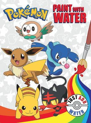 Pokemon Paint with Water