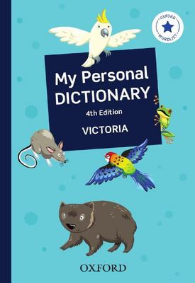 My Personal Dictionary Victoria