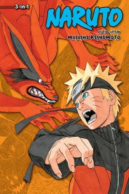 Naruto (3-in-1) Vol. 17 (49, 50, 51)