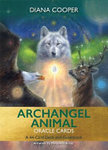 Archangel Animal Oracle Cards - A 44-Card Deck and Guidebook