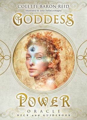 Goddess Power Oracle Cards - A 52-Card Deck and Guidebook