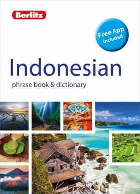Indonesian Phrase Book and Dictionary - Berlitz