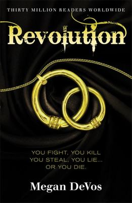 Revolution - Book 3 in the Anarchy Series
