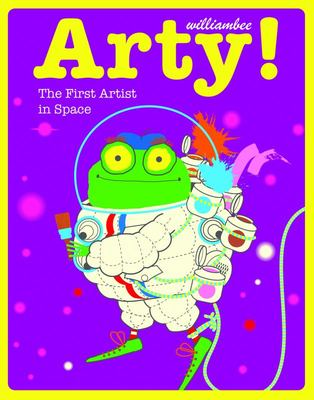 Arty! the First Artist in Space