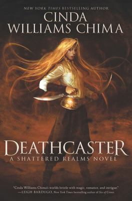 Deathcaster (The Shattered Realms #4)