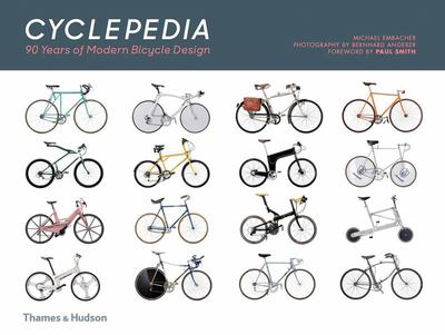 Cyclepedia - A Tour of Iconic Bicycle Designs