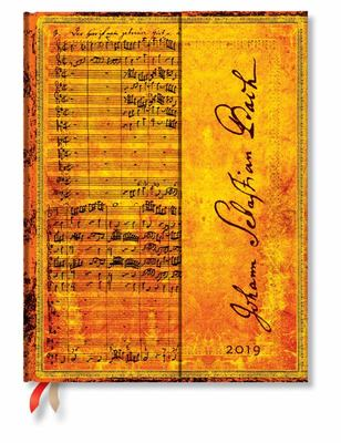 2019 Bach Cantata Ultra Day-at-a-Time Diary