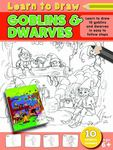 Learn to Draw Goblins and Dwarves : Learning to Draw Activity Book