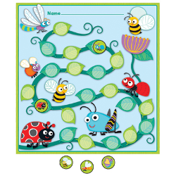 'Buggy' for Bugs Mini Incentive Pad with Stickers