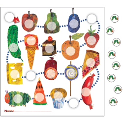 The Very Hungry Caterpillar™ Mini Incentive Pad with Stickers
