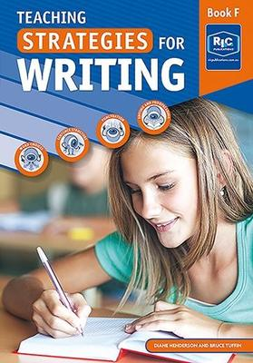 6811 Teaching Strategies for Writing Book F – Ages 11+