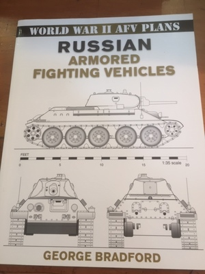 Russian Amoured Fighting Vehicles