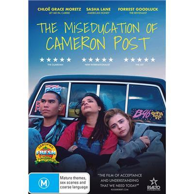 The Miseducation of Cameron Post DVD